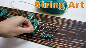 Diy String Art