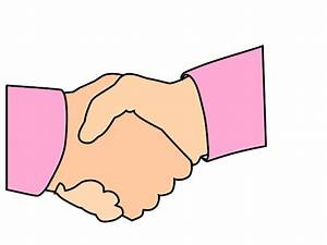 Clip Art Shaking Hands - Cliparts.co