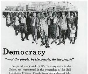 Democracy Government Definition