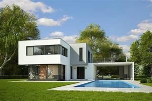 Moderne Häuser Mit Pool : exklusive luxush user im in und ausland bellevue ~ Markanthonyermac.com Haus und Dekorationen