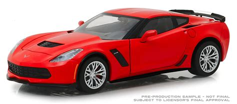 greenlight diecast  chevrolet corvette  coupe