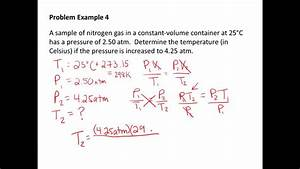 Ideal Gas Laws 2  The Combined Gas Equation