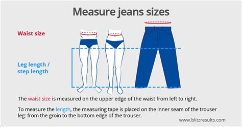 size leg l s size chart conversion size guide how to measure
