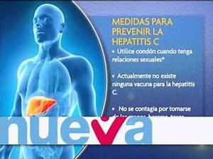 Medidas para pr... Hepatitis C