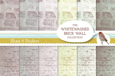 whitewashed brick wall backgrounds textures  creative