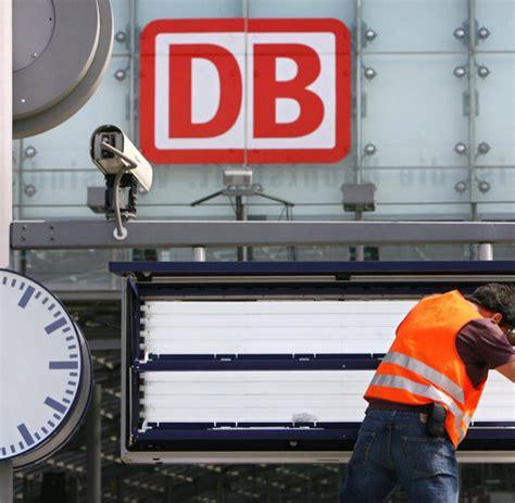1 day ago · die gewerkschaft deutscher lokomotivführer (gdl) ruft zum streik bei der deutschen bahn auf. Deutsche Bahn: Streik im Personenverkehr frühestens am ...