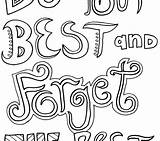 Coloring Pages Friend Ever Coolest Getcolorings Printable Adult Colorings sketch template