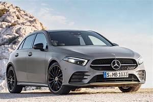 Mercedes Clase A : mercedes clase a 2018 ya es oficial periodismo del motor ~ Medecine-chirurgie-esthetiques.com Avis de Voitures
