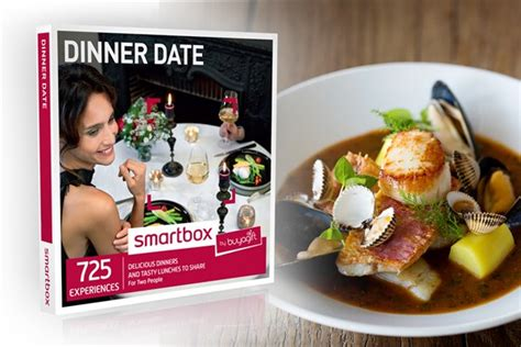 smartbox cuisine dinner date smartbox by buyagift from buyagift
