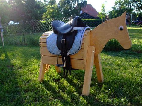 pferd pferde holzpferd voltigierpferd  cm hoch