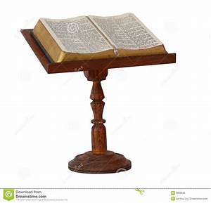 Bible On Stand Stock Photos - Image: 9899933