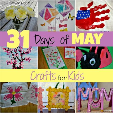 31 days of may crafts for from tina pearson mamas 478 | d98578bd85c2ca1d53dccf7f29eaf9a4