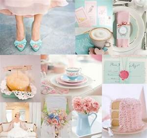 heaven help the tiffany blue diy bride weddingbee With pink and blue wedding ideas
