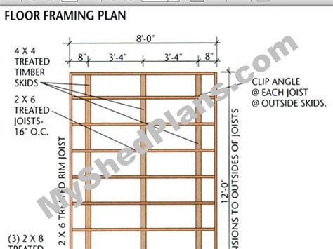 shed floor plans 3 ways to get free shed plans blueprints for woodworking