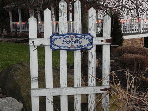 picket fence picket fence crafts fence  fences