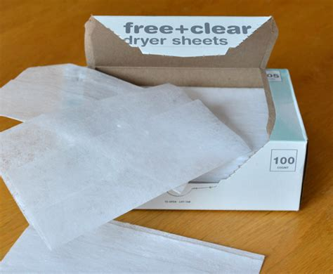 how to use dryer sheets to clean around the house surrey