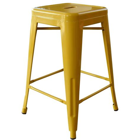 Metal Breakfast Bar Stools by Bar Stools Kitchen Dining Room Furniture The Home Depot