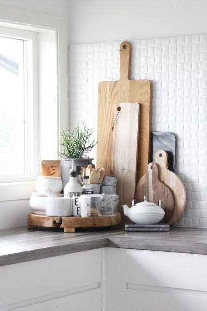 counter corner decor ideas 10 ways to style your kitchen counter like a pro decoholic Kitchen