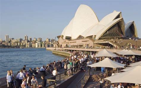 australia tourism bureau t l 39 s guide to sydney australia travel leisure