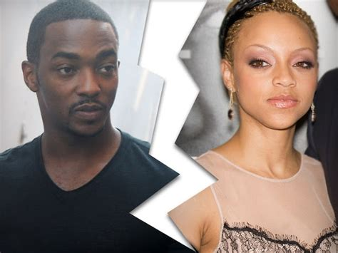 Captain America actor Anthony Mackie gets a divorce