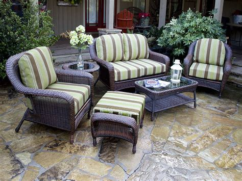 Indoor Outdoor Furniture Sets, Outdoor Wicker Patio