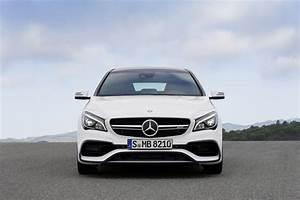 Mercedes Benz Cla 180 Shooting Brake : mercedes benz cla shooting brake x117 facelift 2016 cla ~ Jslefanu.com Haus und Dekorationen