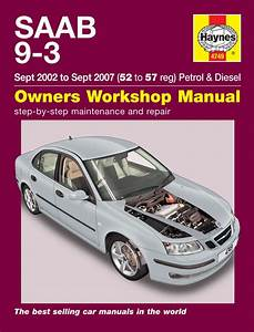 Haynes Workshop Repair Manual For Saab 9-3 Petrol  U0026 Diesel 2002