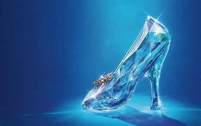 Glass Slipper Cinderella Shoe Slippers Disney Fits