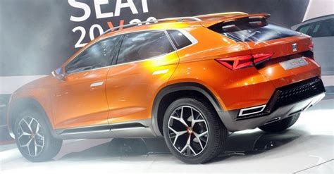 Cheap Suv Brands by Seat To Launch Coupe Suv In 2020 Possibly Cupra Brand