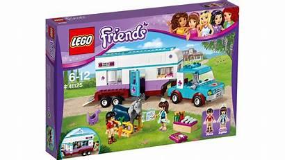 Lego Friends Trailer Vet Horse Consumerqueen Email