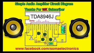 Tda 8946 Amplifier Circuit Diagram  U0443 U0441 U0438 U043b U0438 U0442 U0435 U043b U044c Dx0809