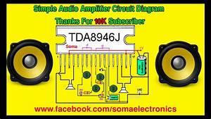 Tda 8946 Amplifier Circuit Diagram  U0443 U0441 U0438 U043b U0438 U0442 U0435 U043b U044c Dx0809