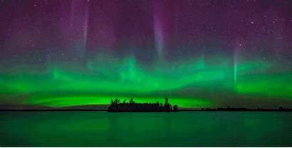 Northern Lights Aurora Borealis Take Breathtaking Timelapse