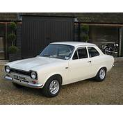 Escort RS1600 – 1970 Ford RS Owners Club Australia
