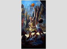 Skyhooked 9x18 giclee on canvas Justin Bua – It's A