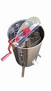Hardin Professional 3 Frame Manual Honey Extractor Review