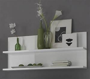 Etagere Murale Salon : etagere murale pour tv maison design ~ Teatrodelosmanantiales.com Idées de Décoration