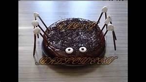 Gateau D Halloween : g teau d 39 halloween de l 39 araign e gipsy youtube ~ Melissatoandfro.com Idées de Décoration