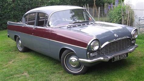 vauxhall velox vauxhall velox pa style cresta for sale show condition 1960