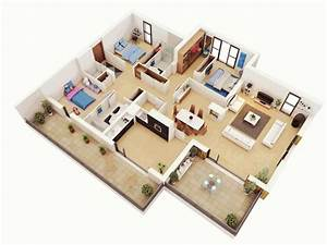 Home Design Amusing 3d House Design Plans 3d House Design
