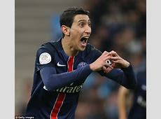 Angel di Maria can show Manchester United were too quick