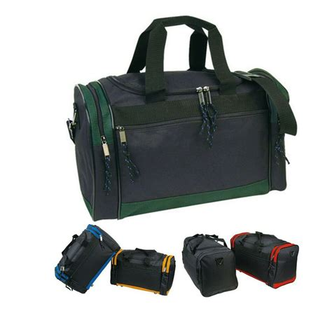 duffle bag duffle duffel bag bags travel size sports workout blank carry on luggage 17 quot ebay