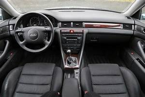 2001 Audi A6 27t Owners Manual