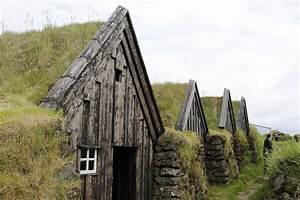 Les maisons traditionnelles islandaises