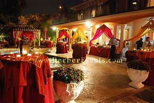 Moroccan Theme Engagement Party in a Private Residence
