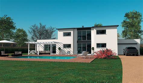maison 5 chambres maison contemporaine à étage 194 m 5 chambres