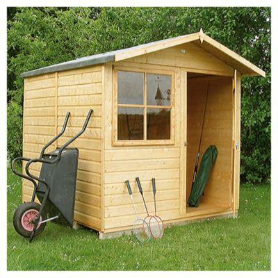 shed 7x7 buy finewood 7x7 abri wooden shiplap apex shed inc