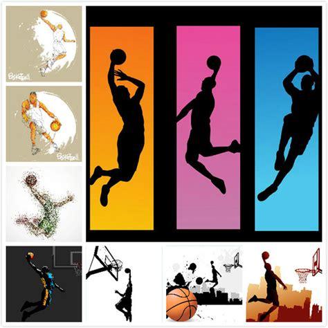 designer basketball character vector
