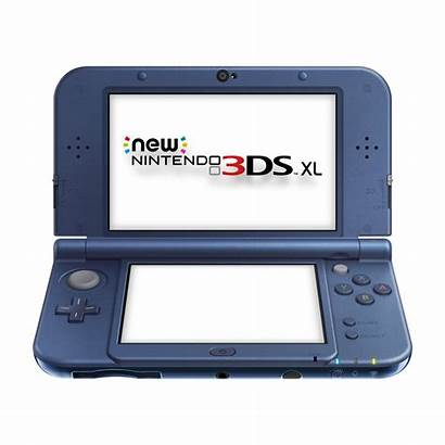 3ds Xl Nintendo Console Metallic Gamesmen Charger