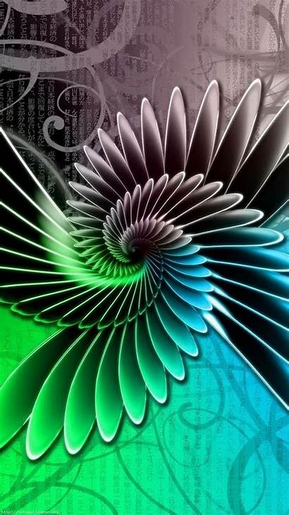 3d Mobile Wallpapers Samsung Android Colorful Iphone